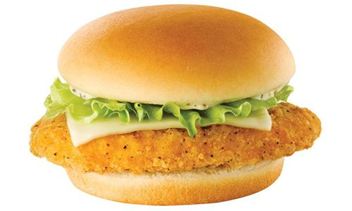 Wendy's Monterey Ranch Crispy Chicken Sandwich back for only 99¢
