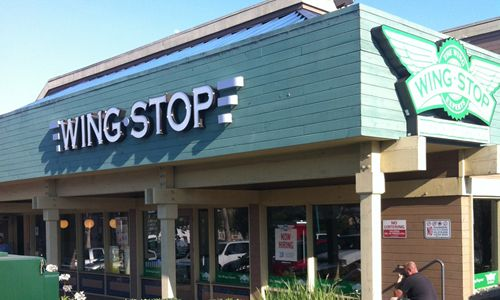 Wingstop Heats Up San Diego