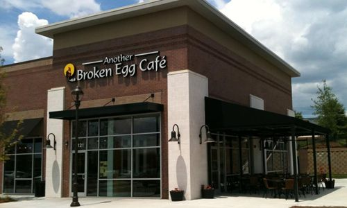 Another Broken Egg Café Opens in Asheville's Biltmore Park with Events to Raise Money for Three Nonprofits