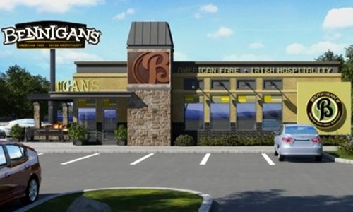 Bennigan's Invites Guests to Celebrate St. Practice Day