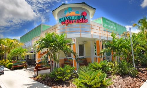 Cheeseburger In Paradise Debuts New Menu