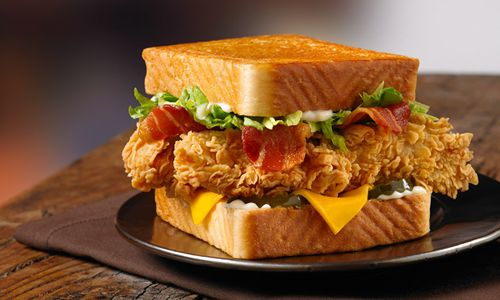 Church's Chicken Debuts Two Exclusive Clubs: The Big Tex Club Sandwich - A New Take On The Classic Club And Church's Guest Star Club