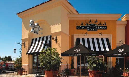 Corner Bakery Cafe Continues Rapid Growth with San Diego Expansion