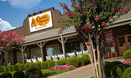 Cracker Barrel Old Country Store Lightens up Menu with New Wholesome Fixin's