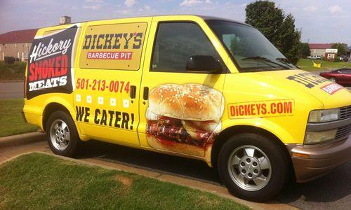 Dickey's Barbecue Opens a New Restaurant in Central Arkansas