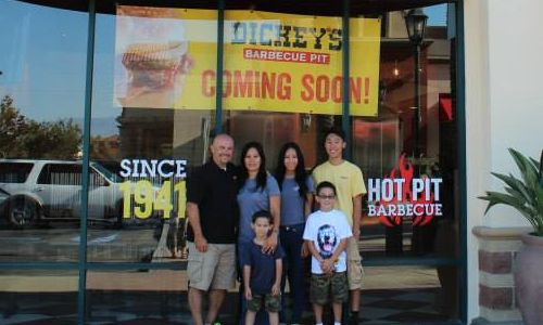 Dickey's Barbecue Pit Set to Open in Eastvale