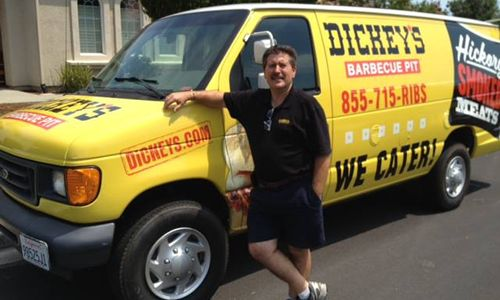 Dickey's Barbecue Pit in Vacaville Set to Open Friday