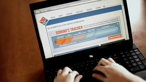 Domino's Pizza Online Ordering Is Faster than Ever with Launch of Pizza Profiles