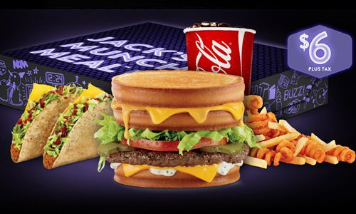 Jack in the Box Introduces New Late Night Menu with Jack's Munchie Meal