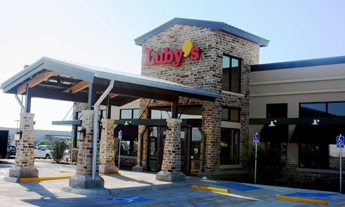Luby's Flies Into Eagle Pass, Texas; Landmark Cafeteria Chain To Bring Made-From-Scratch Fare To The Rio Grande Border Town