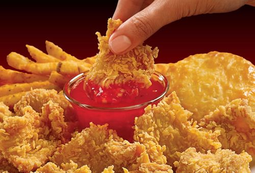 Fan Favorite Dip'n Chick'n is Return'n to Popeyes