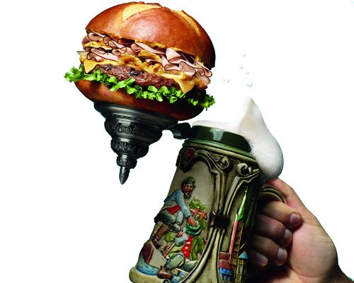 Red Robin Raises a Stein to Fall with the Return of the Oktoberfest Burger