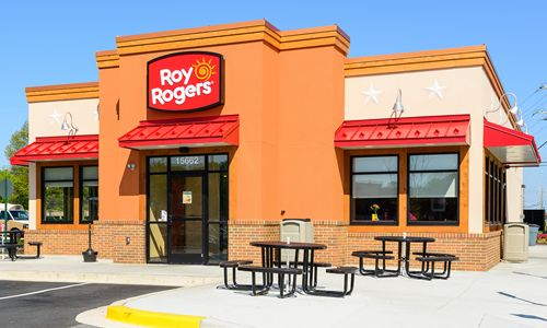 Roy Rogers Restaurant Targets 100-Unit Expansion, Retains Strategic Sales Force to Grow Mid-Atlantic Market & Beyond