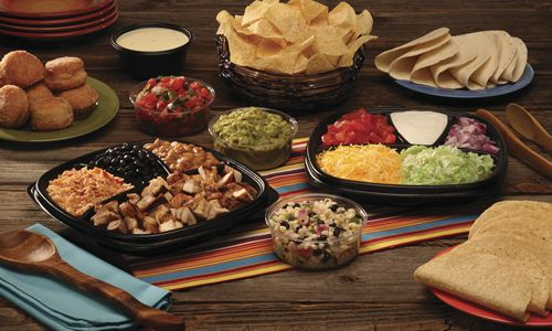 Salsarita's Announces Fiesta Pack - An Easy Way To Bring Home The Party
