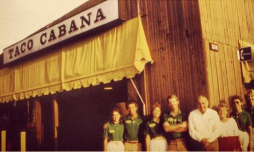Taco Cabana Celebrates its 35th Anniversary