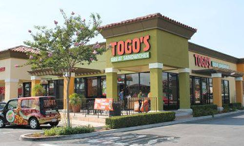 Togo's to Develop 20 Restaurants in Oregon and California