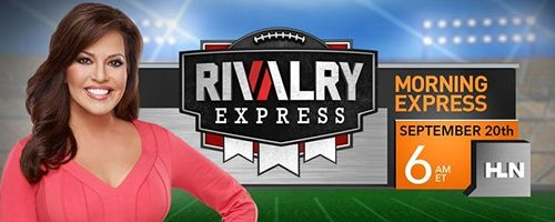 "Walk-On's to Host HLN's ""Morning Express with Robin Meade"" Friday"