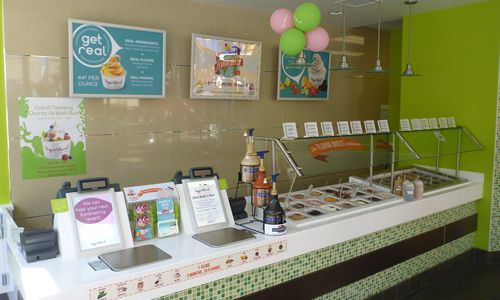 Yogurtland Celebrates 250th Location With New Store in Encinitas, California