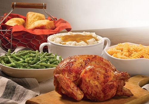 Boston Market Offers Free Chicken to Federal Employees and Military Personnel Affected by Government Shutdown