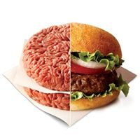 Cardinal Revolution Burger changing the category using Natural Texture Forming process