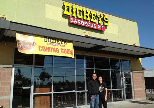 Dickey's Barbecue Throws Spook-tacular Celebration in Everett