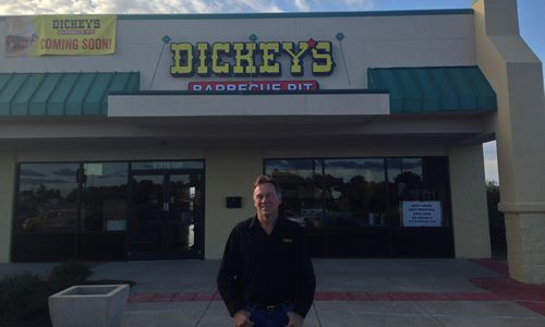 Dickey's Barbecue Throws Texas Style Celebration for Plainfield