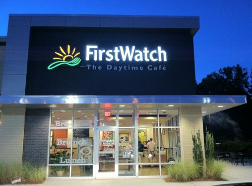 First Watch Debuts Restaurant in Knoxville