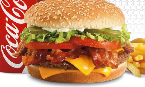 BLT Cheeseburger is Back in Hearty $4.99 Combo at Jack in the Box