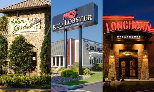 Kids Eat Free Halloween Week at Olive Garden, Red Lobster and LongHorn Steakhouse
