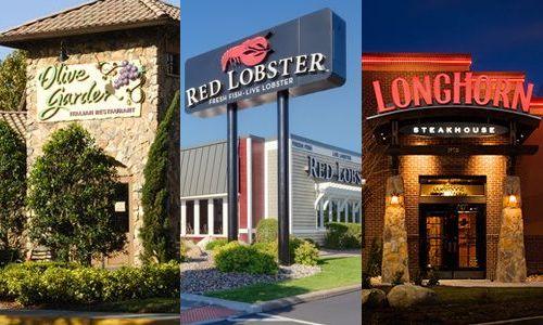 Kids Eat Free Halloween Week At Olive Garden Red Lobster And Longhorn Steakhouse Restaurant