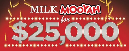 Milk MOOYAH for $25,000: MOOYAH Burgers, Fries & Shakes Creates Game Sweepstakes to Drive Online Orders