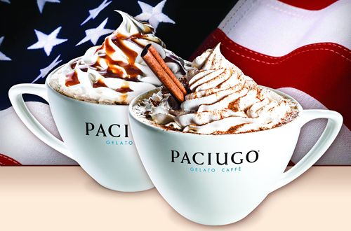 Paciugo Gelato Caffè to Thank All Veterans and Troops with a FREE Gelatte on Veterans Day