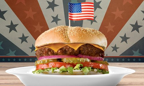 Shoney's Offers FREE All-American Burger to All Veterans and Troops on Veterans Day