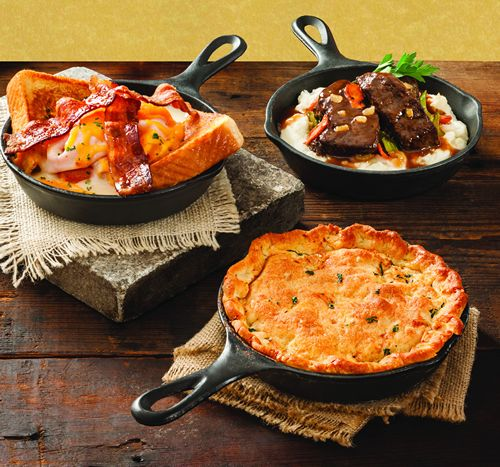 Shoney's Warms up Fall with Southern Skillets Starting at $7.99 For a Limited Time