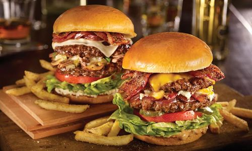 TGI Fridays Raises the Bar with New, Fresh Stacked Burgers