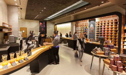 Teavana Fine Teas + Tea Bar Debuts in New York City's Upper East Side