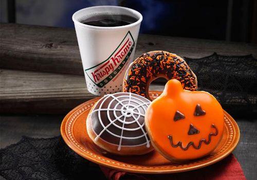 The Return of Krispy Skremes! Cravings Beware