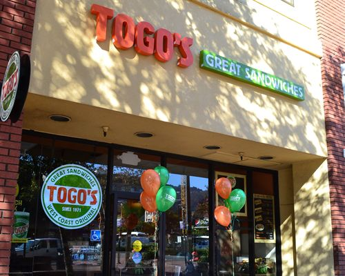 Togo's Opens Latest Company Restaurant In Berkeley, California