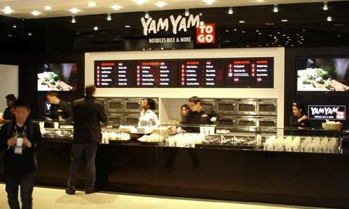 Yam Yam To Go Expands to Middle East