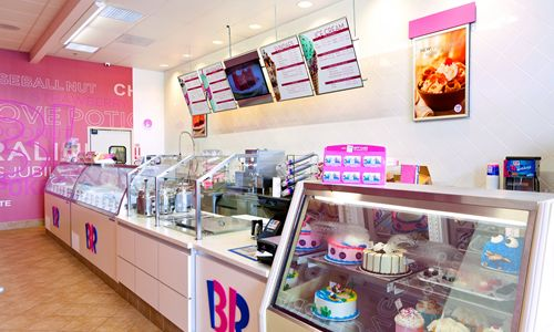 Baskin-Robbins Announces Four New Shops In Los Angeles