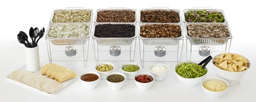 Chipotle Offers Catering in Time for the Holiday Season