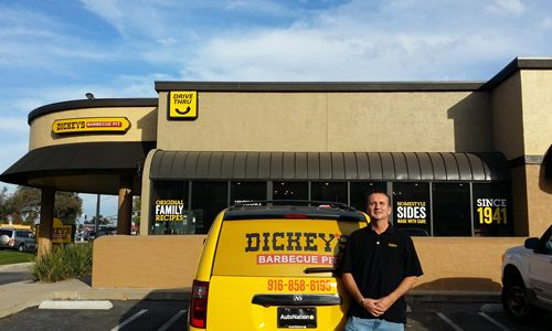 Dickey's Barbecue Pit Rounds Up for Rancho Cordova