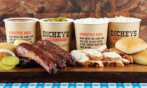 Dickey's Barbecue Pit in North Raleigh Throws Celebration with Mr. Dickey