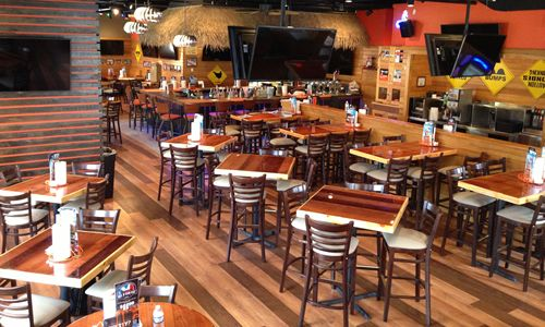 Hooters of fresh meadows reopens with new contemporary