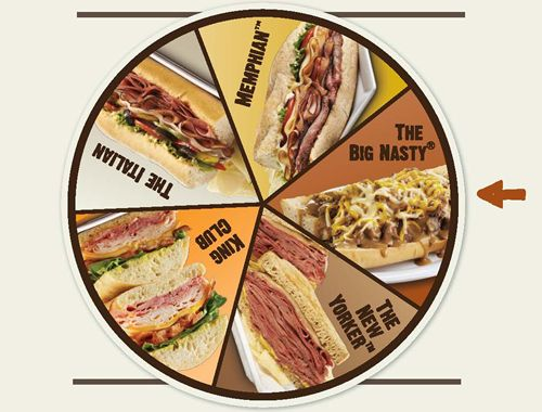 "McAlister's Deli Wants Fans To ""Spin To Win"" A Big Bold Trip"