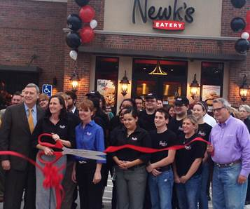 Newk's Eatery Celebrates Nacogdoches Grand Opening With Ribbon-Cutting Event
