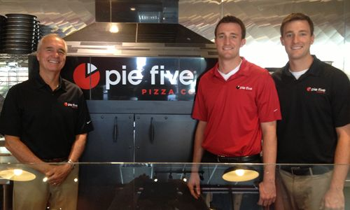 Pie Five Pizza Revolution Comes to Lenexa