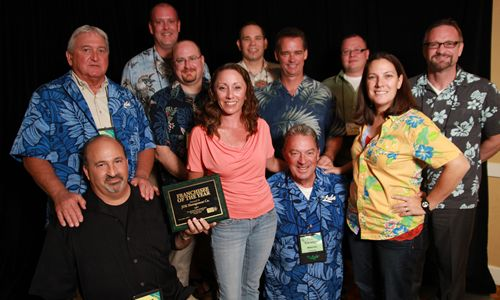 Quaker Steak & Lube Awards JDK Management Co. As 2013 Franchisee Of The Year