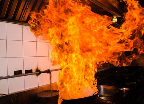 Six Tips to Prevent Restaurant Fires
