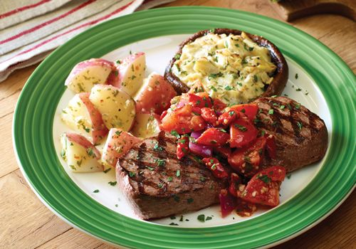 Applebee's Roma Pepper Steak